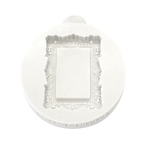 Katy Sue Mould - Miniature Frames  Vintage Rectangle