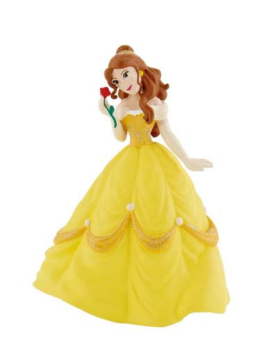 Belle from ''Beauty and the Beast'' - Cake Topper / Figurine