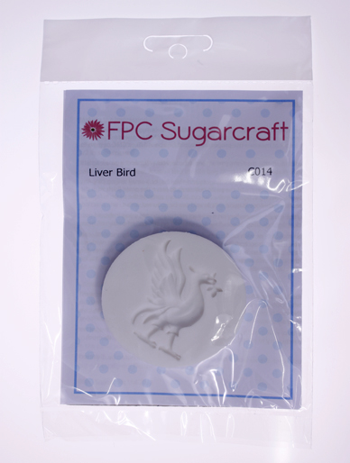 Liver Bird Silicone Mould
