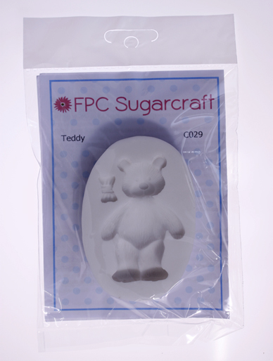 Teddy Silicone Mould