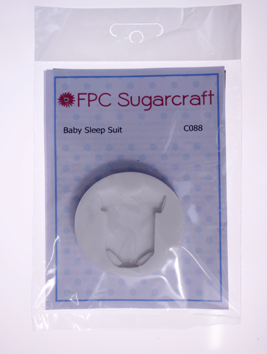 Baby Sleepsuit Silicone Mould