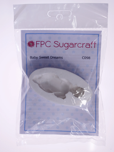 Baby Sweet Dreams Silicone Mould