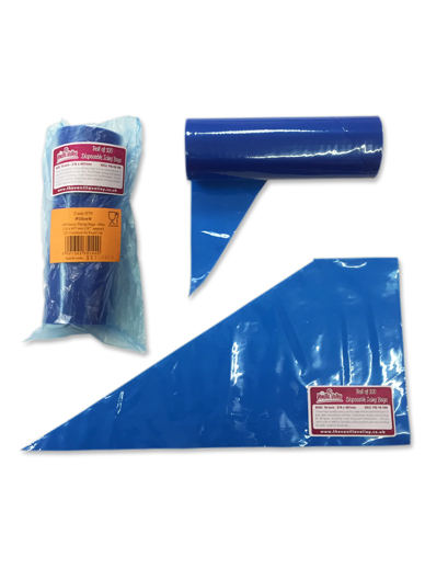 18 inch - 100 Disposable Savoy Icing Bags