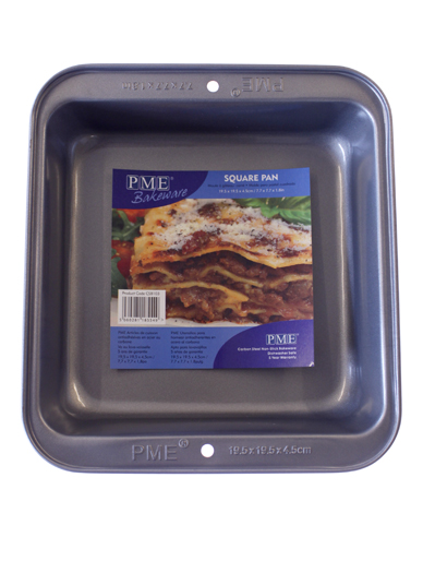 Non Stick Square Pan by PME