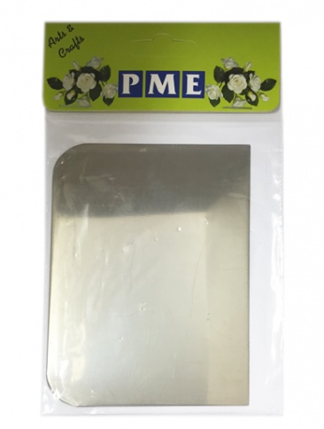 PME Plain Stainless Steel Side Scraper