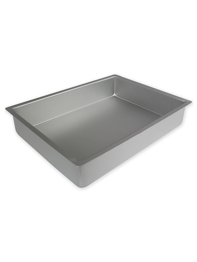 PME Oblong Cake Pan - 8 x 12 x 4 inches