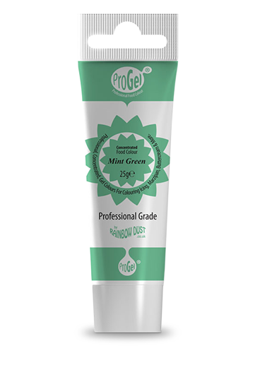 ProGel Concentrated Colour - Mint Green
