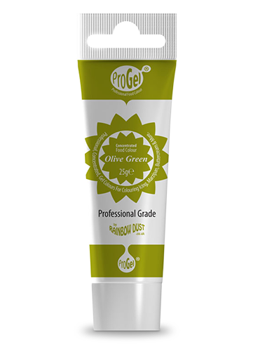 ProGel Concentrated Colour - Olive Green
