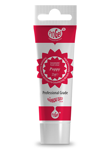 ProGel Concentrated Colour - Poppy