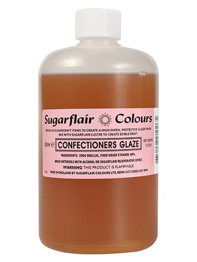 Sugarflair - Confectioners Glaze 280ml