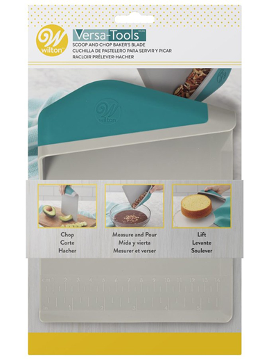 Wilton Versa-Tools - Scoop & Chop Bakers Blade