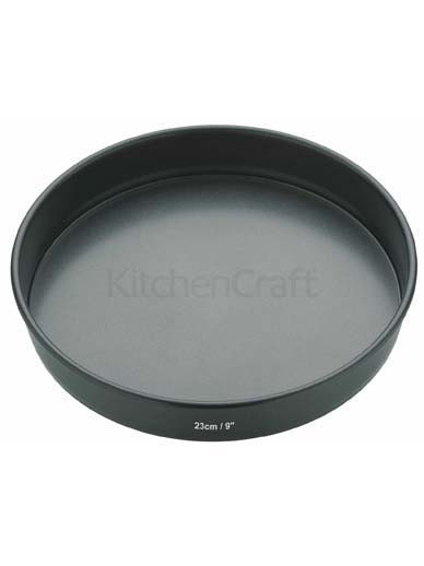 Master Class Non-Stick Loose Base Sandwich Pan Round 23cm (9'')
