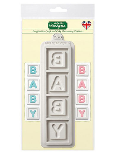 Katy Sue Mould - Baby Blocks