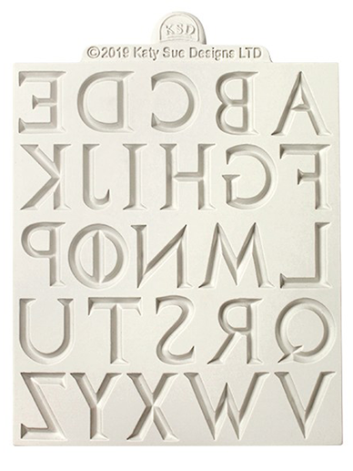 Katy Sue Mould - Iron Alphabet
