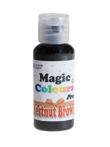 Magic Colours Pro Colouring Gel - Chestnut Brown