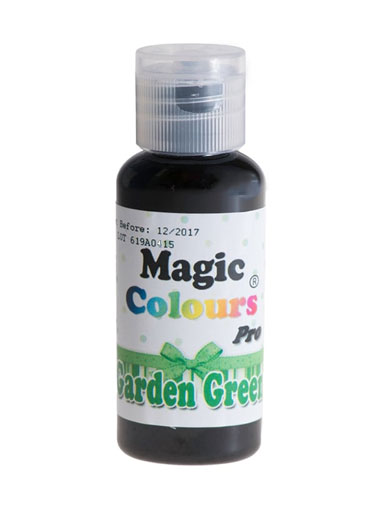 Magic Colours Pro Colouring Gel - Garden Green