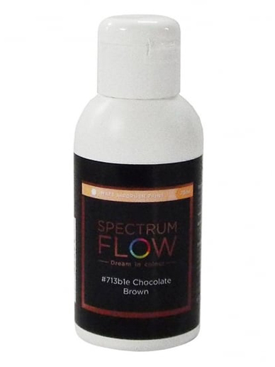 Spectrum Flow - Matt Airbrush Colour 75ml - Chocolate Brown