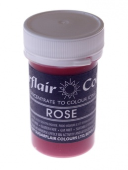 Sugarflair Pastel Paste - Rose
