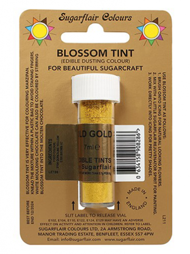 SugarFlair Blossom Tint - Old Gold