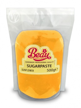 Beau Sunflower Sugarpaste 500g