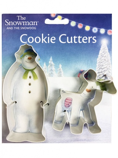 The Snowman Cutter Set