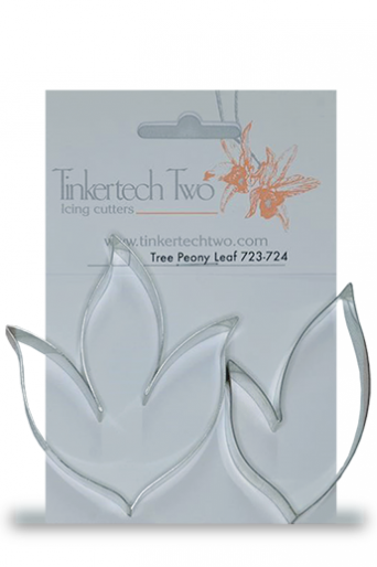 Tinkertech Metal Cutter - Tree Peony Leaf 723-4