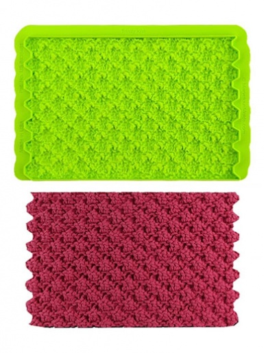 Trinity Knit - Simpress™ Mould - Marvelous Molds