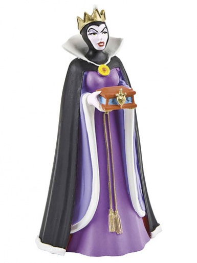 Wicked Queen from ''Snow White'' Cake Topper / Figurine