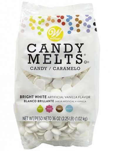 Wilton Candy Melts 1kg - Bright White