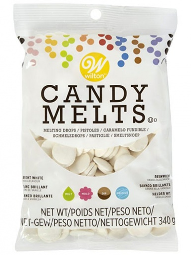 Wilton Candy Melts 340g - Bright White