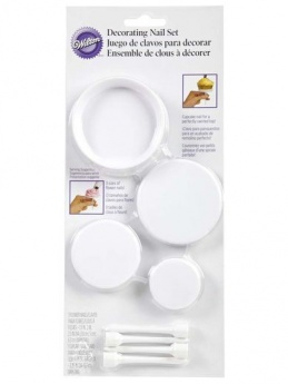 Wilton Decorating Nail Set
