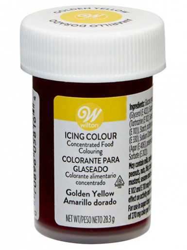 Wilton Icing Colour - Golden Yellow