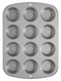 Wilton Recipe Right 12 Standard Cup Muffin Pan