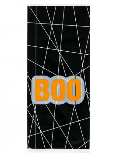 Wilton Standard Treat Bags - Boo - Pack of 20