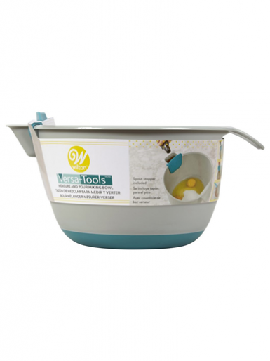 Wilton Versa-Tools - Measure & Pour Mixing Bowl