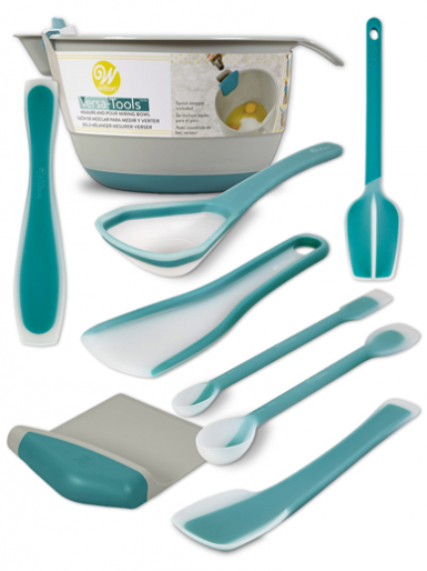 Wilton Versa Tools Set - Bowl & All Tools