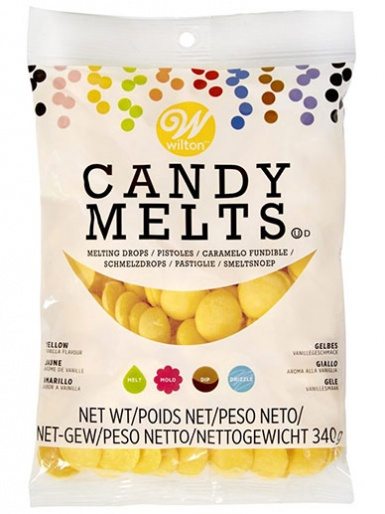 Wilton Candy Melts 340g (12oz) - Yellow