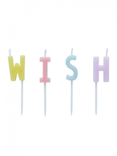 'Wish' Candles
