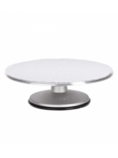 Ateco Aluminium Cake Decorating Turntable 12'' x 4''