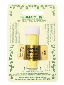 Sugarflair Blossom Tint - Cornish Cream