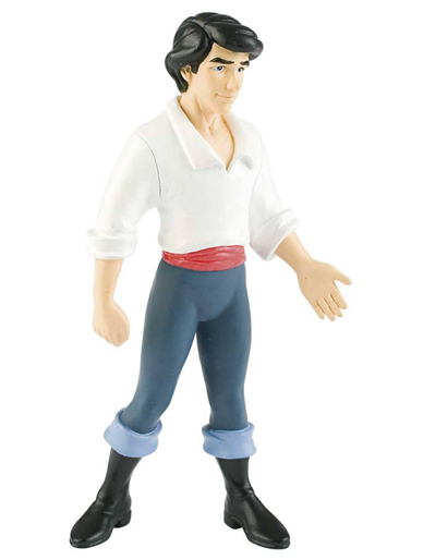 Prince Eric from ''The Little Mermaid'' - Cake Topper / Figurine