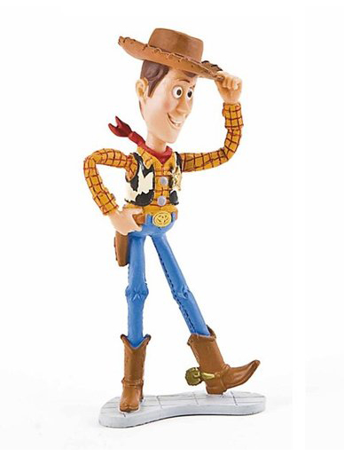 Woody from ''Toy Story'' - Cake Topper / Figurine