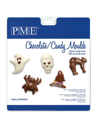 Halloween PME Candy Mould
