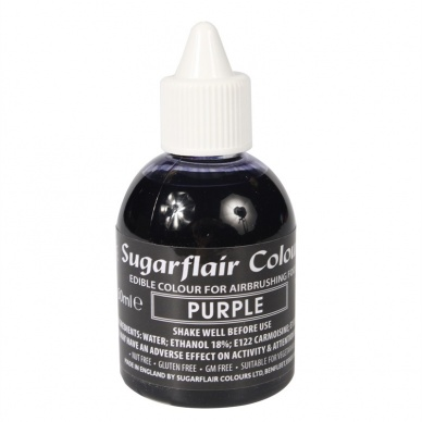 Sugarflair Airbrush Colour - Purple