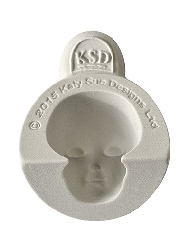 Katy Sue Mould - Head Set A - 1inch