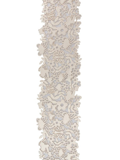 House of Cake Edible Cake Lace - Butterfly Pearl