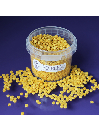 Shimmer Gold Rush - Edible Confetti - 70g