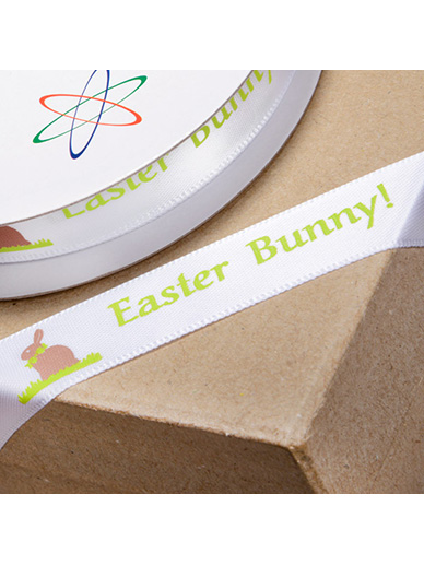 Easter Bunny Ribbon - 16mm x 10m