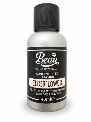 Elderflower Concentrated Flavouring 40ml