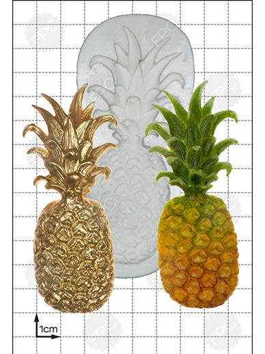 Large Pineapple Silicone Mould